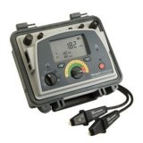DLRO10HD 10 A MICRO-OHMMETER WITH DUAL POWER DIAGNOSTICS