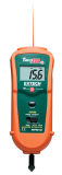 Extech RPM10 Photo/Contact Tachometer with built-in InfraRed Thermometer