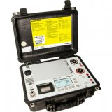 MJOLNER200 200 A MICRO-OHMMETER WITH DUALGROUND SAFETY