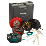 Professional earth test kit ELECTRODE AND SOIL RESISTIVITY STAKE AND WIRE KIT