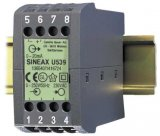 Gossen Metrawatt SINEAX U539  AC Voltage Transducer with Power Supply