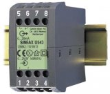 Gossen Metrawatt SINEAX U543  AC Voltage Transducer, Self-powered