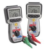 MIT481/2 and MIT485/2 INSULATION AND CONTINUITY TESTER FOR COMMUNICATIONS ENGINEERS